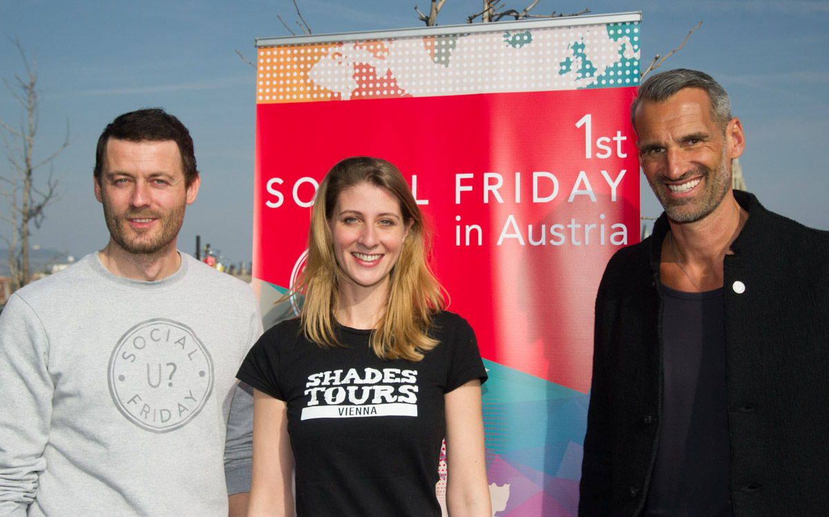 Research Results Press Conference And 1st Social Friday In Austria